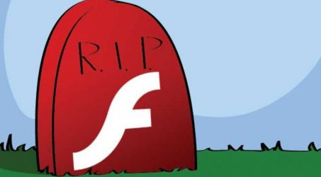 Flash: Adobe annuncia la sua fine dal 2020