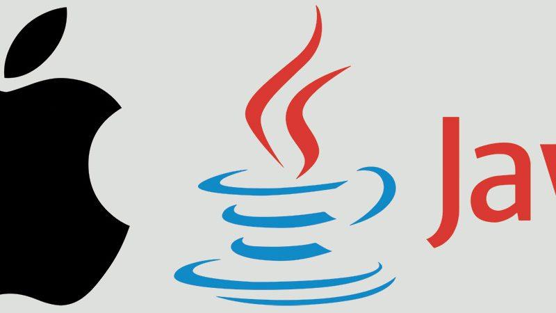 I Mac della Apple sotto attacco per colpa di una vulnerabilità di Java