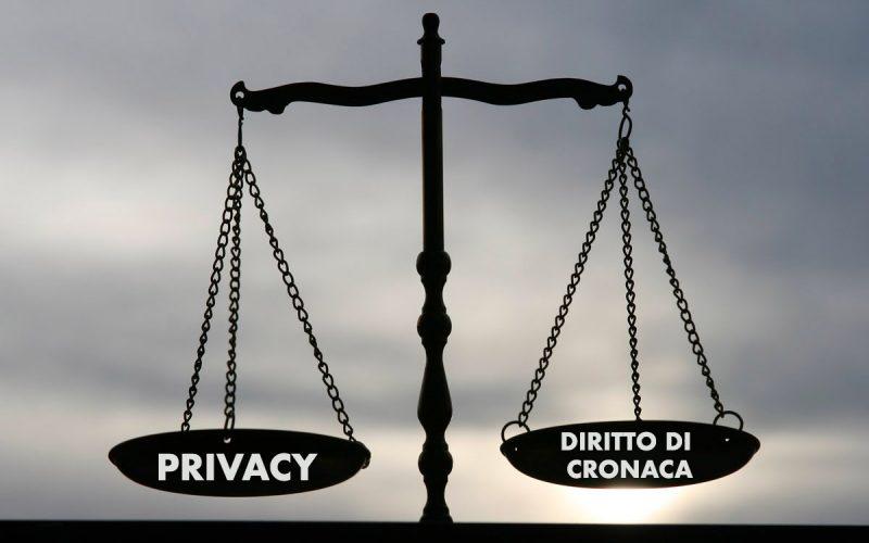 Privacy e Diritto di cronaca: Il Garante per la protezione dei dati personali interviene nuovamente in ambito giornalistico